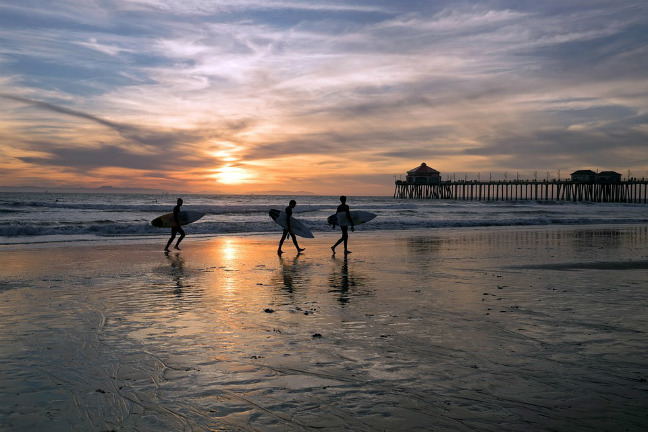 Best Surfing Spots 2019
