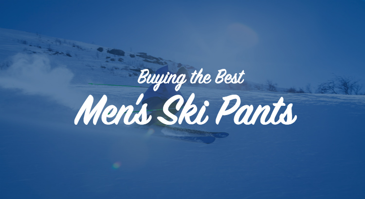 The Best Mens Ski Pants