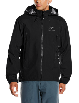 Arc 'teryx ski jacket for men