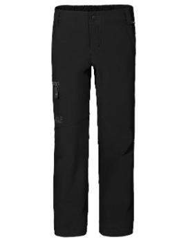 Jack Wolfskin boys' ski pants