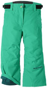 Ziener ski pants for girls
