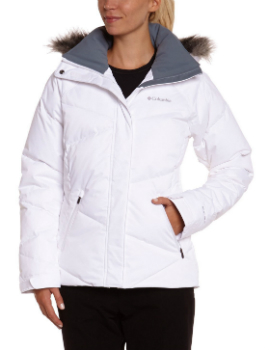 Ski jacket for women from Columbia