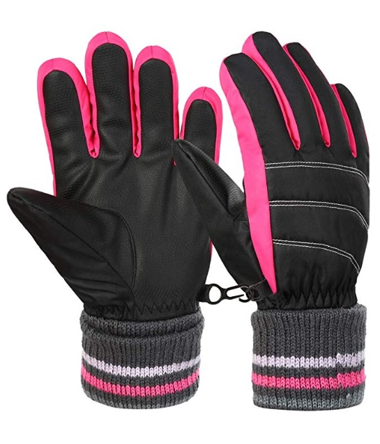 Best to wear ski gloves for kids
