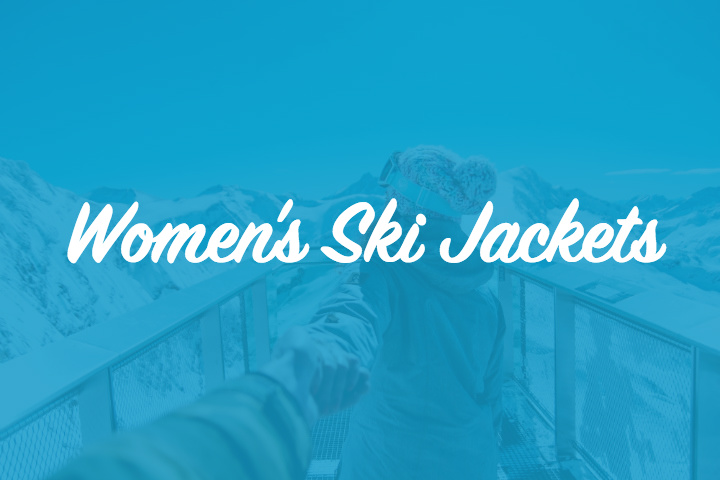Buying ski jackets for women
