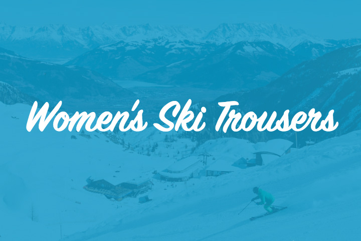 Guide to buying women's ski trousers