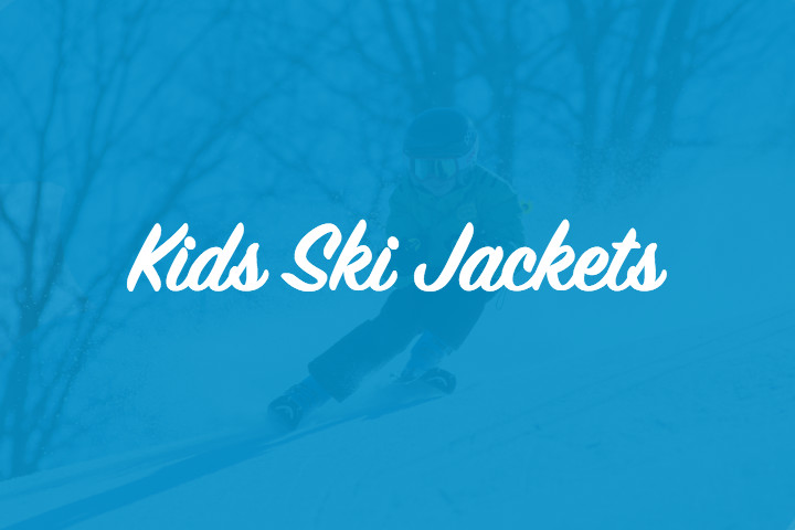 Ski jackets for Children