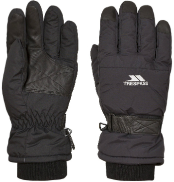 Trespass Men's Ski Gloves