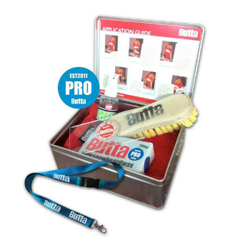 Butta Pro Snowboard Wax Kit