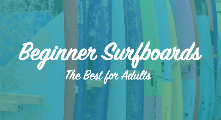 Best Beginner Surfboards for Adults