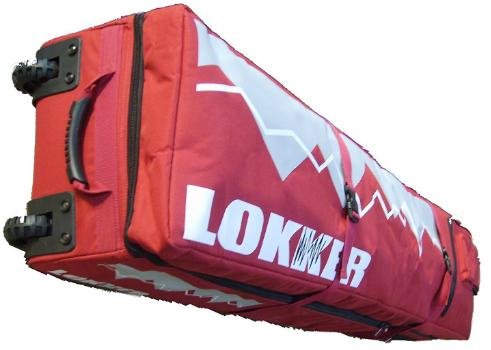Lokker Twin Deck Dual Snowboard Bag