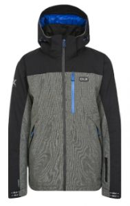 Ski Jackets for Men: Trespass DLX Cassady