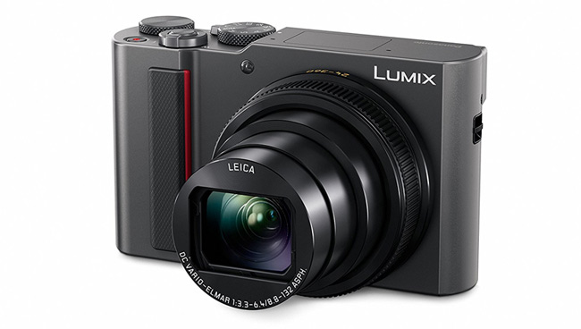 Panasonic Lumix DC-TZ200EBS