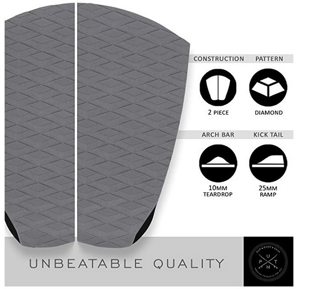 Best Grip Pad for Surfing 2019