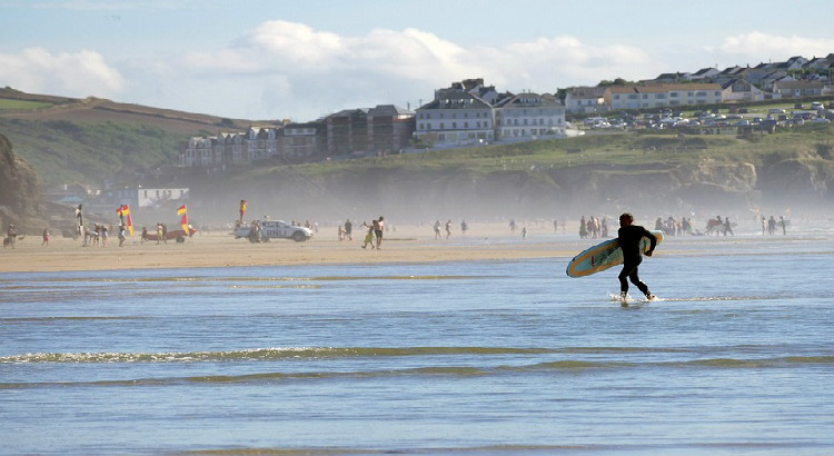 Best Surf Spots in the UK 2019