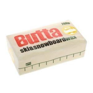 Butta Rub-on Ski and Snowboard Wax