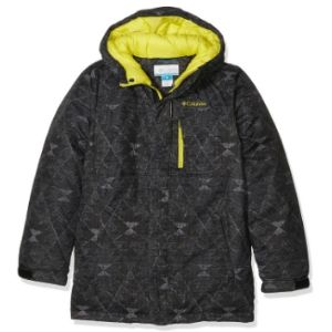 Columbia Boys' Alpine Action Jacket