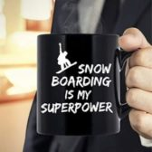 Snowboard Coffee Mugs