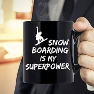 Snowboard Coffee Mugs