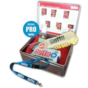 Butta Wax Ski and Snowboard PRO Service Kit