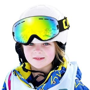 COPOZZ Kids Ski Goggles, G3 Children