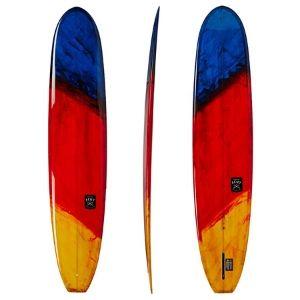 Creative Army Seahorse PU Surfboard Art Series