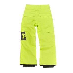 DC Banshee 13 Insulated Pant Boys' Lime