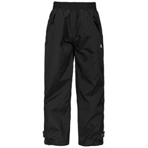 Echo Kids Black Waterproof Trousers