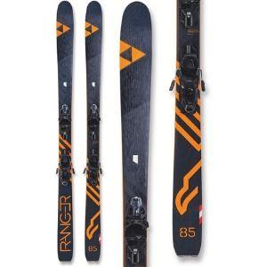 Fischer Ranger 85 Skis w/MBS 11