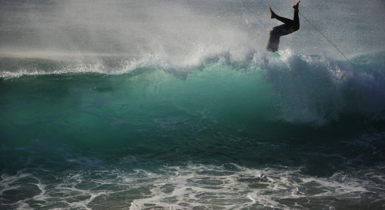 surfing gone wrong