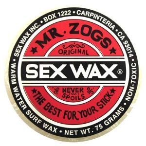 Mr. Zogs Original Sexwax