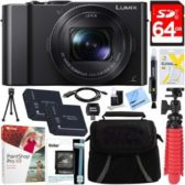 Panasonic LUMIX LX10 20.1MP Leica