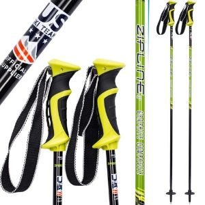 Ski Poles Graphite Carbon Composite
