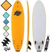 Soft Top Surfboard – Best Foam Surf Board for Beginners