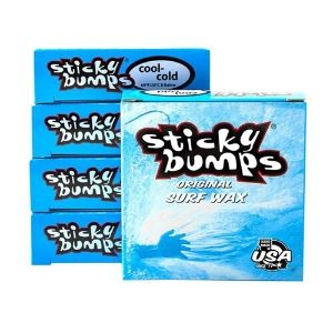 Sticky Bumps Cold Surfboard Wax