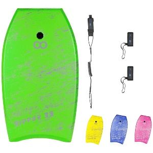 WOOWAVE Bodyboard Super Lightweight